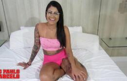 Amanda Souza transando sem camisinha