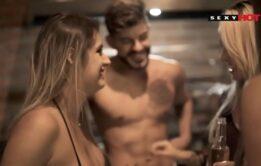 Sexo entre amigos - Filme pornô amador