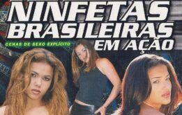 Ninfetas brasileiras em ação - filme pornô completo